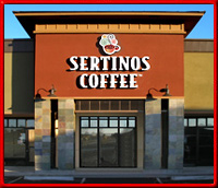 Sertinos Coffee Shops